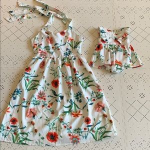 Dresses & Skirts - Mommy and Me matching dresses